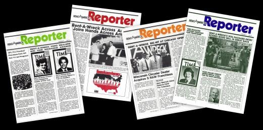 Reporter Montage